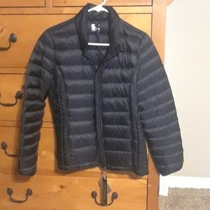 32 Degrees black down-filled jacket...NWT